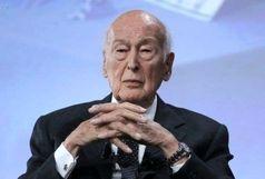 رئیس جمهور پیشین فرانسه درگذشت
