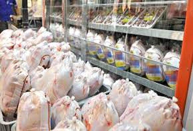 معرفی ۵۴ واحد متخلف تولید و عرضه مرغ