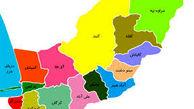 4 شهرستان زرد کرونایی در استان گلستان تا 18 فروردین 1400