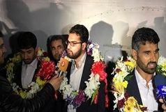 چهار مرزبان ربوده شده به وطن بازگشتند