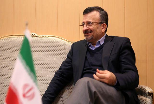 داورزنی: طاهری مورد حمایت وزارت ورزش و جوانان است/ دلیل جوسازیها را نمیدانم