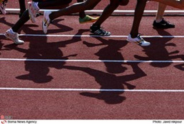 ركورد 4 در 400 متر دو و میدانی ایران شكسته شد