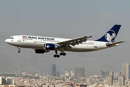 توضیحات هواپیمای ایران ایرتور در رابطه با پرواز تهران استانبول