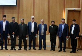 حضور موفق خیرین لاهیجانی در مجمع خیرین امنیت ساز استان گیلان