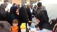 غربالگری دیابتی ها در دولت آباد