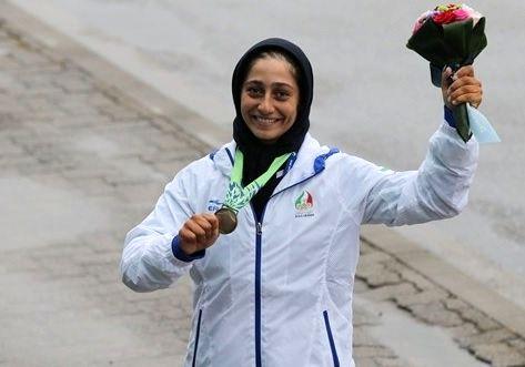 آرزو قایقرانی ایران به دنبال کسب سهمیه المپیک