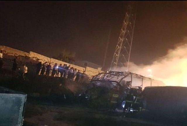 به مناسبت حادثه تلخ و تاسفبار در ترمینال مسافربری سنندج؛ فدراسیون فوتبال پیام تسلیت صادر کرد