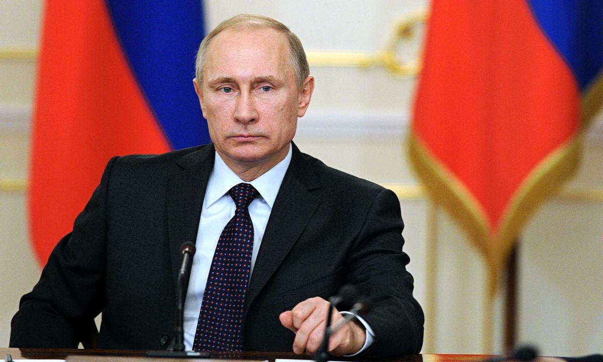 پوتین به مسلمانان تبریک گفت