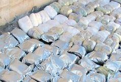 کشف 416 کیلوگرم مخدر شیشه در سیستان و بلوچستان
