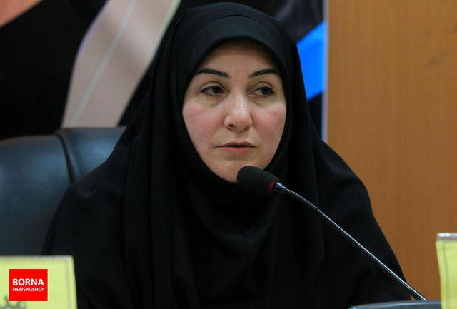 تبریک معاون ورزش بانوان وزارت ورزش و جوانان به کیمیا علیزاده