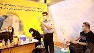 بیش از3 هزار نفراز کارکنان شرکت بهره برداری متروی تهران و حومه واکسینه شدند