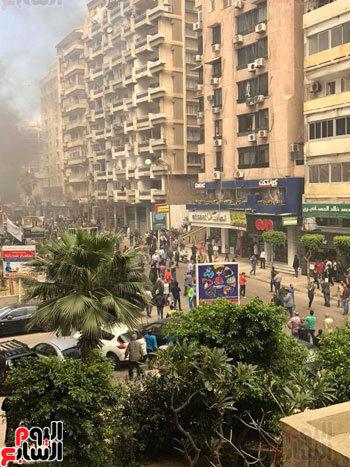 انفجار خودروی بمبگذاری شده در اسکندریه مصر