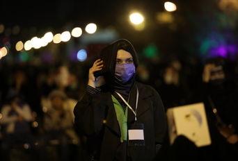 مراسم احیاء شب بیست و یکم ماه رمضان در مشهد
