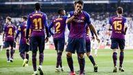 پیروزی بارسلونا در شب درخشش ترشتگن/ شاگردان والورده به رده دوم صعود کردند