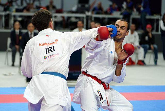 تیم ملی کاراته کشورمان عازم استانبول میشود