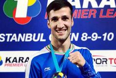 «امیر مهدیزاده» مسافر مسابقات کاراته قهرمانی آسیا شد