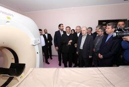 جهانگیری، بیمارستان هوشمند میلاد ارومیه را افتتاح کرد