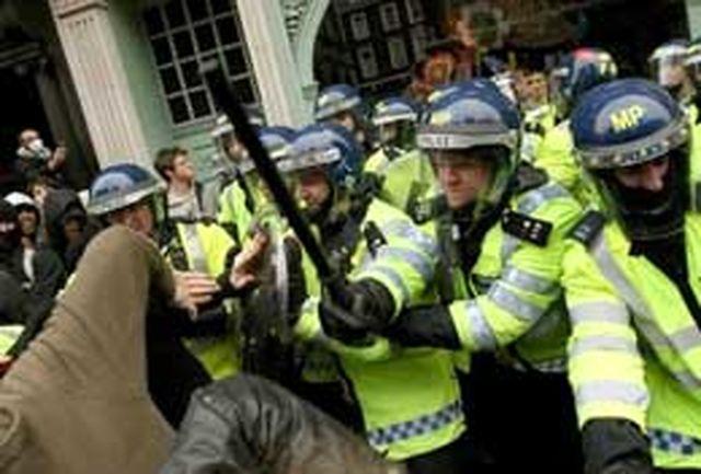 پشت پرده اعتراضات مردمی انگلیس