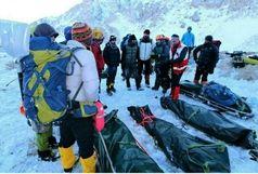 22 کوهنورد شب گذشته با برپایی کمپ در منطقه حضور داشتند/انتقال پیکر جانباختگان به مشهد در بعد ازظهر امروز