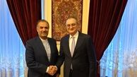 سفیر ایران با معاون وزیر خارجه روسیه دیدار کرد