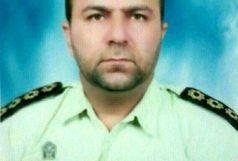 افسر پلیس مجروح شده حادثه خرمآباد شهید شد