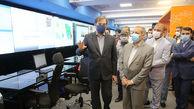 بازدید سرپرست وزیر آموزش و پرورش از بخش های پشتیبان کننده «شبکه شاد»