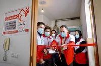 افتتاح ۴۰ خانه هلال احمر در استان آذربایجانغربی همزمان با سراسر کشور