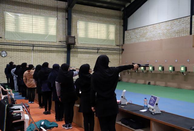 مسابقات تیر اندازی با کمان در شهرستان اردبیل برگزارشد