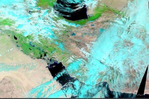 کاربرد فناوری فضایی در پایش سیل ایران به بحث گذاشته شد
