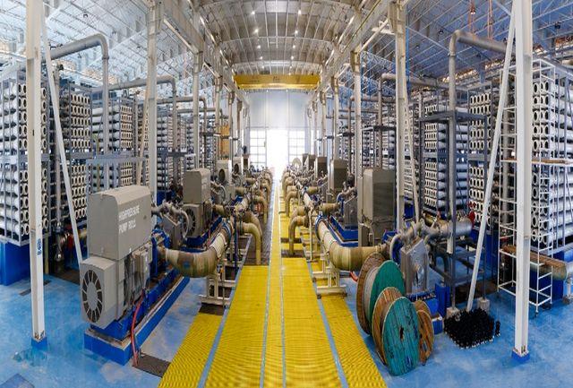 تکمیل سامانه شیرین سازی، انتقال و ذخیره آب بندرعباس