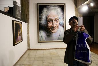 نمایشگاه آثار نقاشی
