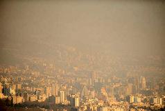 آلودگی هوا برخی از مدارس استان را به تعطیلی کشاند