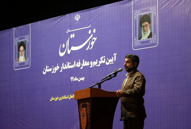 سلیمانی فرزند خوزستان و همواره مخالف طرح انتقال آب از استان بوده است