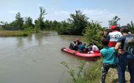 "دومین مغروق حادثه "" رودخانه سپیدرود سنگر"" پیدا شد"