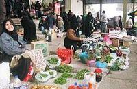 خطر ابتلا به ویروس کرونا در بازارهای محلی زیاد است