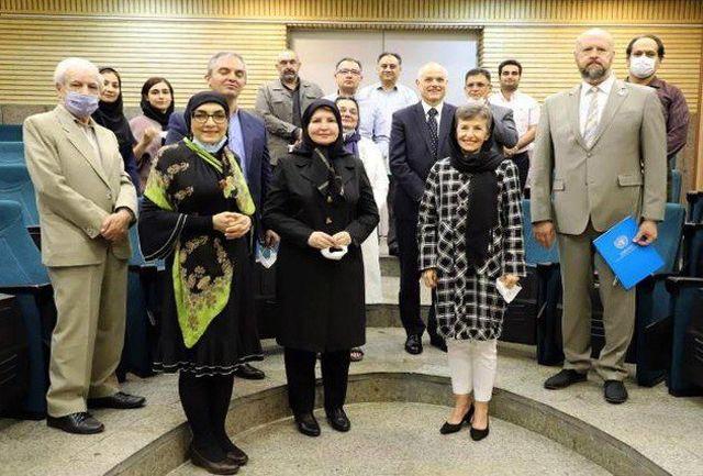 سفیر استرالیا از مرکز ملی مطالعات اعتیاد بازدید کرد