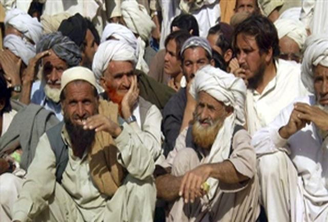 دستگیری ۸۰ تبعه افغانستانی غیرمجاز در دلگان
