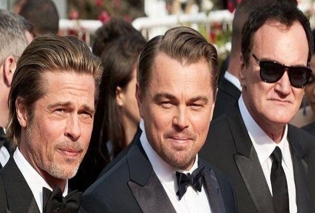 """۶ دقیقه تشویق ایستاده تماشاگران برای فیلم """"تارانتینو"""""""