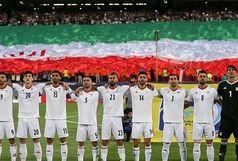 تیم ملی فوتبال ایران سقوط کرد!