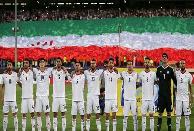 لیست تیم ملی برای دیدار با عراق اعلام شد
