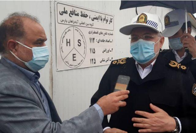 افتتاح آزادراه آبیک به چرمشهر سوانح مسیر را تا 40 درصد کاهش می دهد