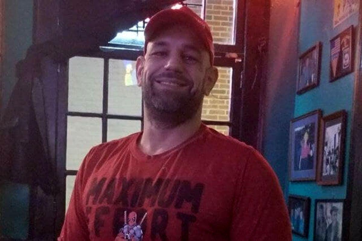 جان باختن ورزشکار MMA بعد از مصدومیت شدید