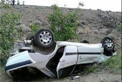 مرگ ۲ نفر بر اثر سقوط خودرو به دره در جاده یاسوج-اصفهان