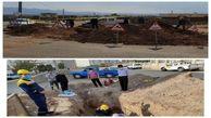 برخورداری ۲۵۰ خانوار از حفرات خالی خوی از گاز در آینده نزدیک
