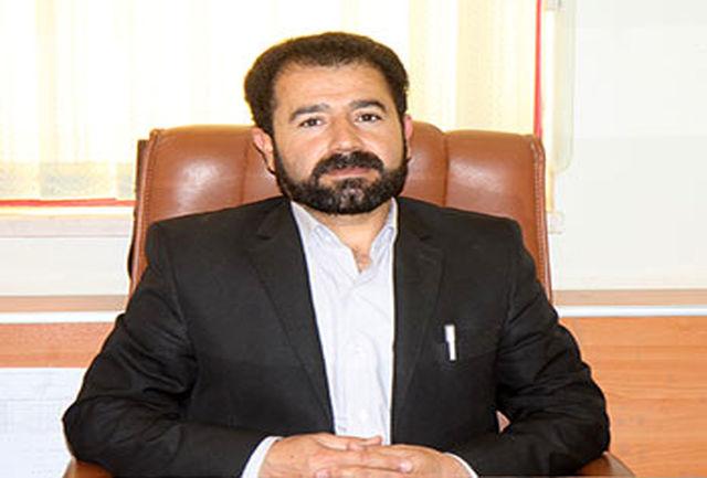 فرماندارجدید  سیروان منصوب شد