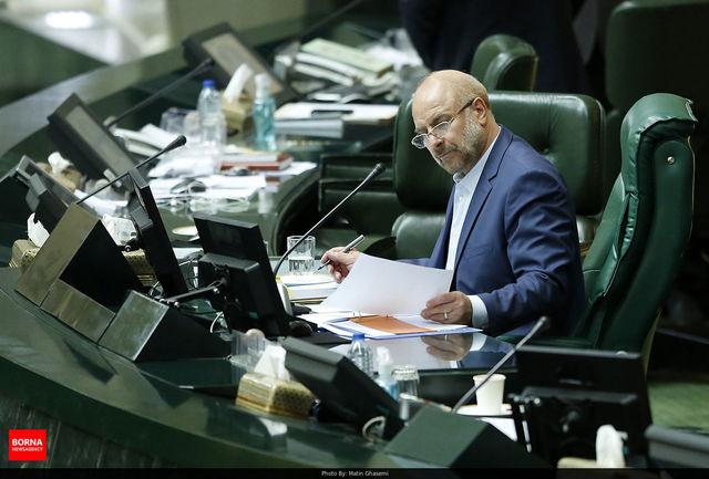 قالیباف درگذشت نماینده پیشین مجلس را تسلیت گفت