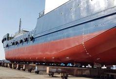 ساخت اولین کشتی یخچال دارکشوردر مجتمع کشتی سازی و صنایع فراساحل ایران/صدورگواهینامه دریاروی پس از انجام آزمون های دریانوردی و تعادلی