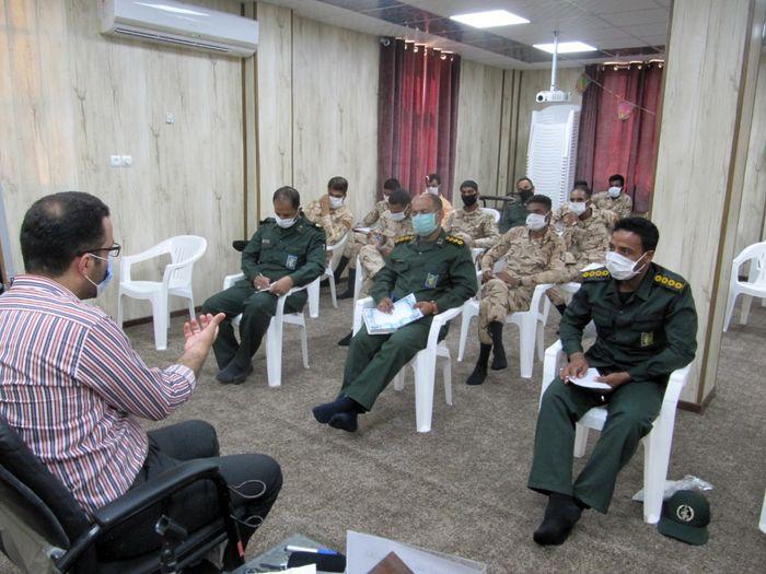 برگزاری اولین دوره پرورش ماهیان دریایی برای نیروهای سپاه ناحیه قشم