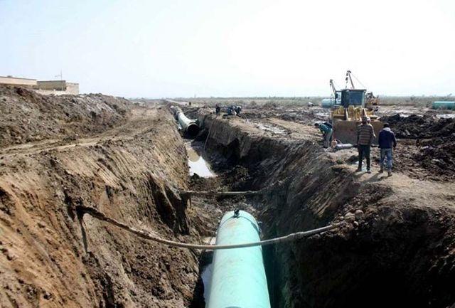 ۴۰۰ میلیارد ریال برای تکمیل طرح آبرسانی از شرق قزوین هزینه شده است
