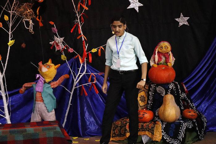 برگزاری جشنواره منطقه ای قصه گویی اوایل آذر ماه به میزبانی لرستان
